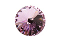 Rivoli 12mm - Light Amethyst (#212)