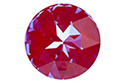 1201 Round Stone 27 мм - Royal Red DeLite (#001L107D)