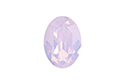 4120 Oval Fancy Stone 14х10 мм - Rose Water Opal (#395)