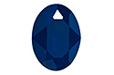 4120 Oval Fancy Stone 18х13 мм - Lacquer Royal Blue (#001L110S)