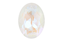 4120 Oval Fancy Stone 18х13 мм - Light Grey DeLite (#001L129D)