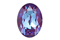 4120 Oval Fancy Stone 18х13 мм - Burgundy DeLite (#001L132D)