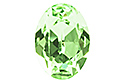 4120 Oval Fancy Stone 18х13 мм - Chrysolite (#238)