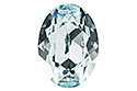 4120 Oval Fancy Stone 18х13 мм - Light Azore (#361)