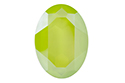 4127 Oval Fancy Stone 30х22 мм - Lacquer Lime (#001L125S)