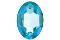 4127 Oval Fancy Stone 30х22 мм - Laguna DeLite (#001L142D)