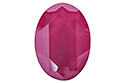 4127 Oval Fancy Stone 30х22 мм - Lacquer Peony Pink (#001L113S)