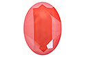 4127 Oval Fancy Stone 30х22 мм - Lacquer Light Coral (#001L116S)