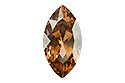 4227 Navette Fancy Stone 32х17 мм - Golden Shadow (#001GSHA)