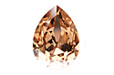 4320 Pear Rhinestone 18х13 мм - Golden Shadow (#001GSHA)