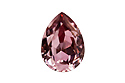 4320 Pear Rhinestone 8х6 мм - Antique Pink (#001ANTP)
