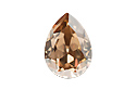 4320 Pear Rhinestone 8х6 мм - Golden Shadow (#001GSHA)