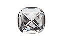 4461 Classical Square 16 мм - Crystal (#001)