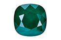 4470 Cushion Square 10 мм - Lacquer Royal Green (#001L109S)