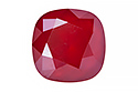4470 Cushion Square 12 мм - Lacquer Royal Red (#001L107S)