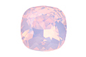 4470 Cushion Square 12 мм - Rose Water Opal (#395)