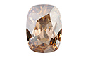 4568 Cushion Fancy Stone 18х13 мм - Golden Shadow (#001GSHA)