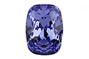 4568 Cushion Fancy Stone 18х13 мм - Tanzanite (#539)