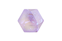 4699 Kaleidoscope Hexagon 14x16 мм - Lavender DeLite (#001L144D)