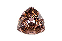 4706 Trilliant Fancy Stone 7 мм - Vintage Rose (#319)
