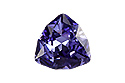 4706 Trilliant Fancy Stone 7 мм - Tanzanite (#539)