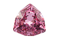 4706 Trilliant Fancy Stone 12 мм - Rose (#209)