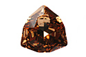 4706 Trilliant Fancy Stone 12 мм - Light Colorado Topaz (#246)