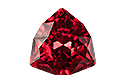 4706 Trilliant Fancy Stone 12 мм - Scarlet (#276)