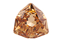 4706 Trilliant Fancy Stone 17 мм - Light Colorado Topaz (#246)