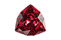 4706 Trilliant Fancy Stone 17 мм - Scarlet (#276)