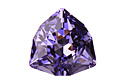 4706 Trilliant Fancy Stone 17 мм - Tanzanite (#539)