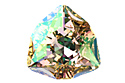 4706 Trilliant Fancy Stone 24 мм - Luminous Green (#001LUMG)