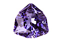 4706 Trilliant Fancy Stone 24 мм - Tanzanite (#539)