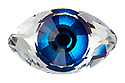 4775 Eye Fancy Stone 18х10,5 мм - Crystal CAL V Protection P (#MD291)