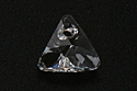 6628 подвеска Xilion Triangle 8mm - Crystal (#001)