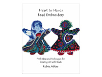 Книга: Heart to Hands Bead Embroidery (R.Atkins)