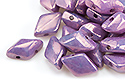 GemDuo 8x5mm - Chalk Vega Purple, 5 гр (#03000/15726)