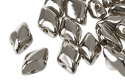 GemDuo 8x5mm - Nickel Plate, 5 гр (#NI)