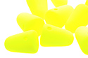 Gum Drops 7,5x10mm, Neon Yellow (#25121AL)