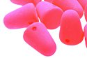 Gum Drops 7,5x10mm, Neon Pink, 10 гр (#25123AL)