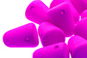 Gum Drops 7,5x10mm, Neon Dark Purple (#25125AL)