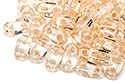 Bar 6x3mm, Luster Transparent Champagne, 5 гр (#LC00030)
