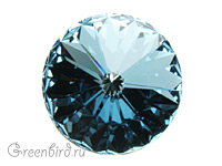 Rivoli 14mm - Aquamarine (#202)
