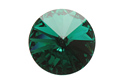 Rivoli 14mm - Emerald (#205)