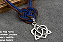 Набор TierraCast: Celtic Heart Necklace (#6922-00)