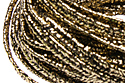 Сутаж Textured Gold/Black, 5 метров (ST1630-144)